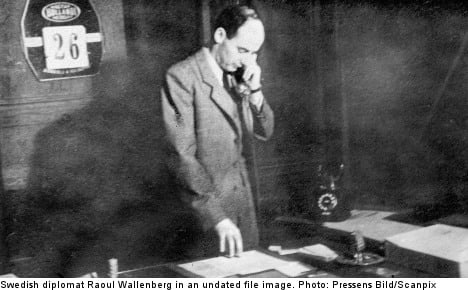 'Name Stockholm airport after Raoul Wallenberg'
