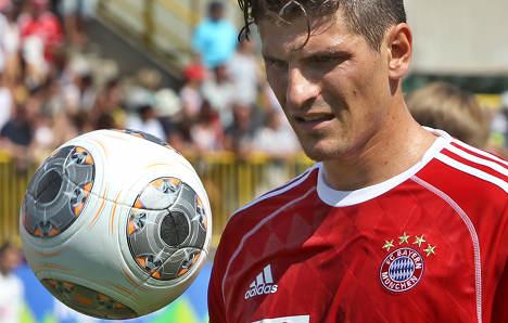 Gomez leaves Bayern Munich for Fiorentina