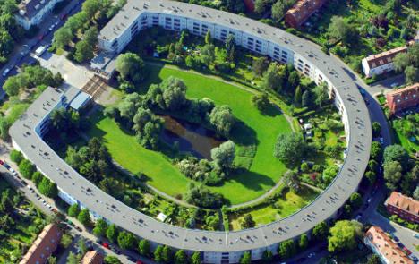 Berlin's modernist housing estates