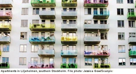 Rent control destroyed Sweden's housing market