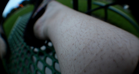 'Women should learn to accept their body hair'