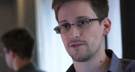 Italy evaluates Snowden asylum application
