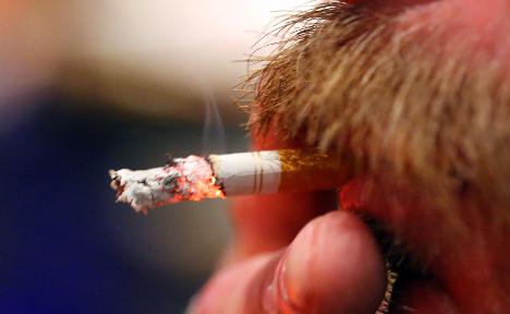 Court: landlady right to evict stinky smoker