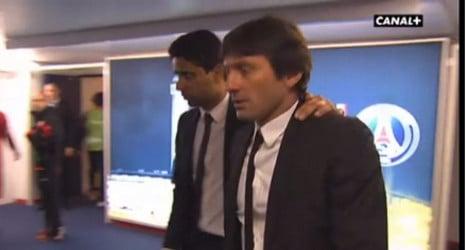 PSG's sporting director Leonardo quits the club