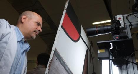 Spanish robot brings artworks back to life