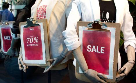 Serious summer sales follow poor season