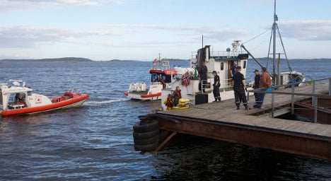 Norwegian man injured in boat shoot-out