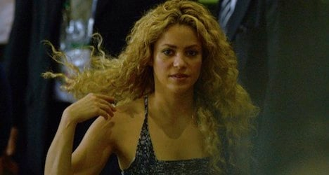 Shakira's ex-pal fails to gain her Swiss cash