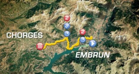 VIDEO: Tour de France Stage 17 preview