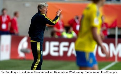 Swedish football maestro who snubbed Obama