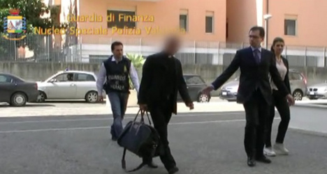 Report reveals shady Vatican bank transfers