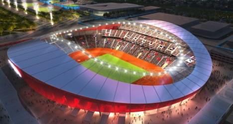 IOC candidates ratchet up Lausanne campaigns