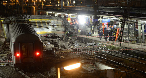Fatal French train crash 'caused by track fault'