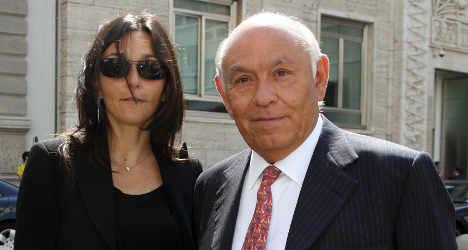 Family arrested over €600 million insurance loss