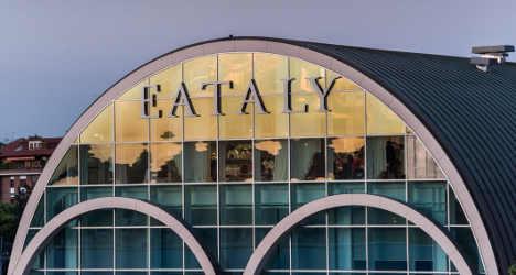 Eataly bans MP over 'orangutan' slur
