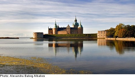 Dig seeks to establish age of Swedish castle