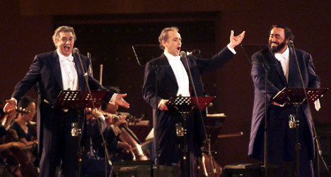'Placido Domingo set for full recovery': Doctors