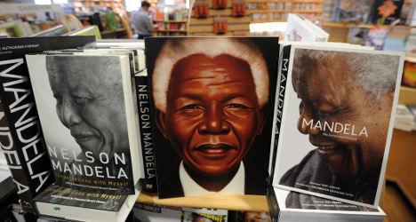 Spain gifts football kit to ailing Nelson Mandela