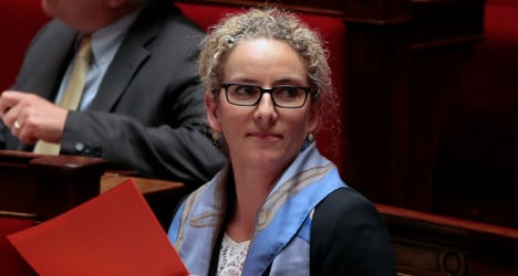 French minister sacked for slating budget