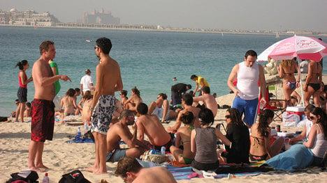 Dubai rape case a 'dictatorship holiday'