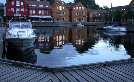 Men jailed for Norway yacht waterboarding