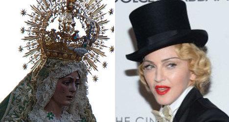 Catholics call time on Virgin Madonna T-shirts