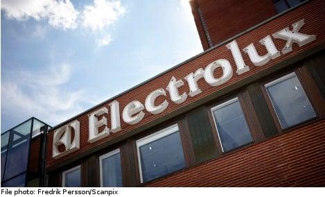 Weak European demand hits Electrolux profits