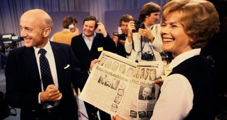 'Trailblazing' minister Mona Røkke dies at 73