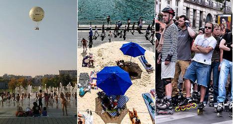 Ten cheap things to do in Paris this summer