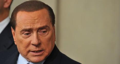 Italy's top court to debate Berlusconi tax fraud