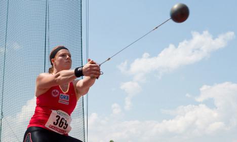 World record-holder Heidler wins German title