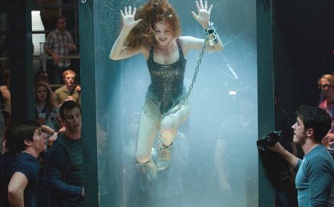 New in German cinemas: 'Now You See Me'