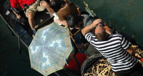 Boozy boatmen in Venice face alcohol tests