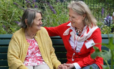 Older volunteers fill community service gaps