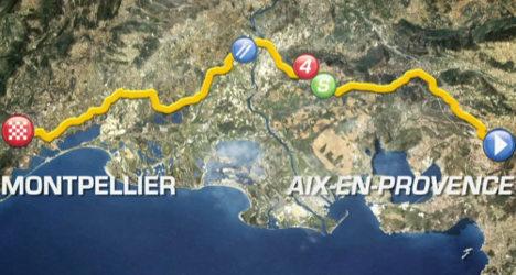 Tour de France: Greipel takes stage 6
