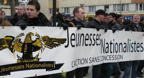 France outlaws two more far-right 'hate' groups