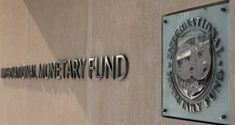 IMF cuts Italy growth forecast