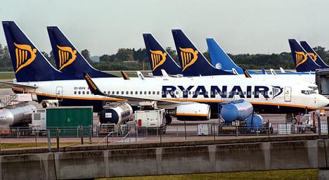 Norway tells Ryanair to change job contracts