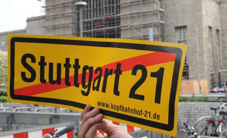 Stuttgart rail project splutters again