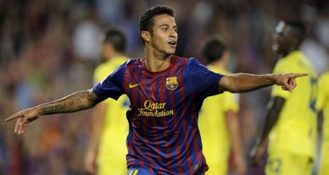 Bayern Munich sign Barça's rising star Thiago
