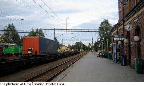 Third Umeå station murder suspect arrested