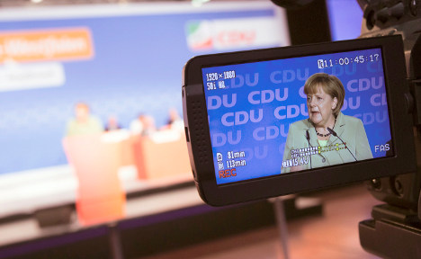 Merkel: NSA spying aided our security
