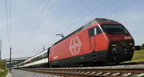 Swiss locomotives to get energy-efficiency boost