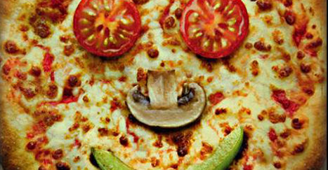 Pizza makes people happier: study