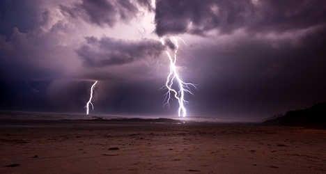 Italian 'Harry Potter' killed by lightning