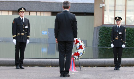 Norway marks two-year terror anniversary