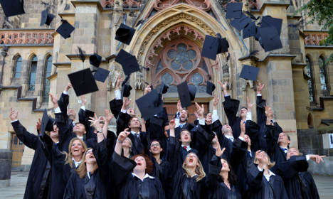 Study: German graduates rarely jobless