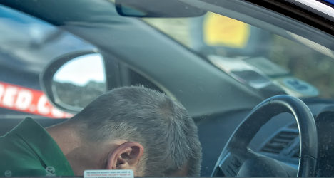 Mobile app to help avoid fatal motorway fatigue