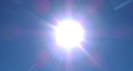 Heatwave warning sounded for Switzerland