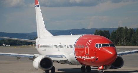 Norwegian Airlines sets new passenger record